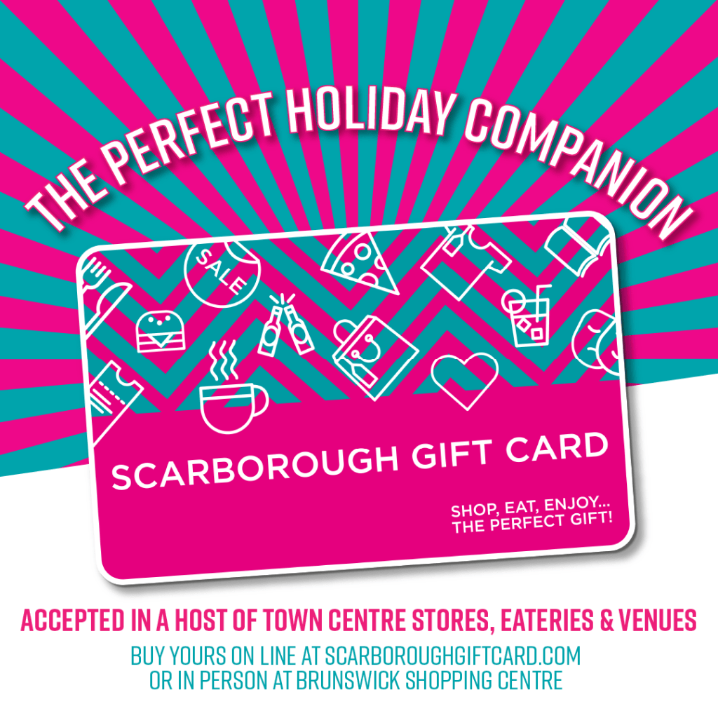 Buy a Scarborough Gift Card